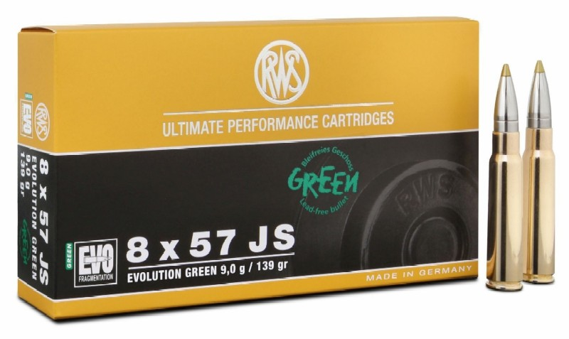 RWS EVOLUTION GREEN